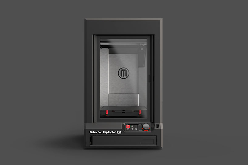 Image of MakerBot Unveils Replicator 3D Printer Series