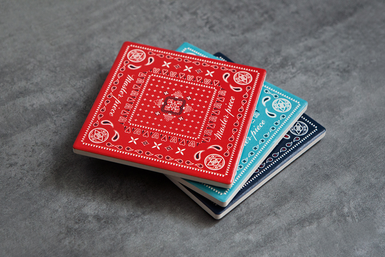 Image of master-piece Novelty Ceramic Coasters