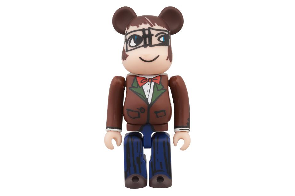 Image of Medicom Toy Bearbrick ISETAN Men's 10th Anniversary Collection