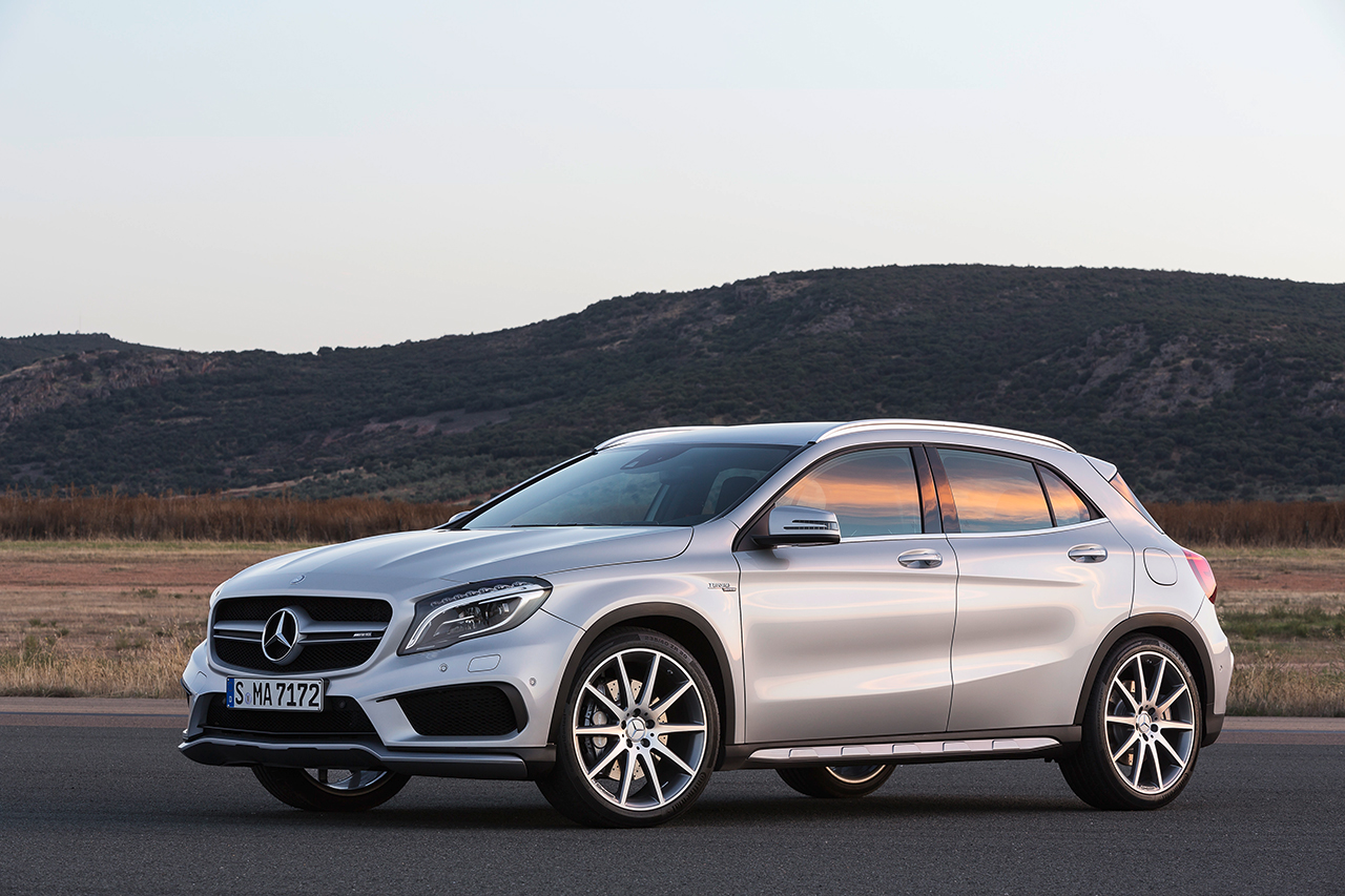 Image of 2015 Mercedes-Benz GLA45 AMG