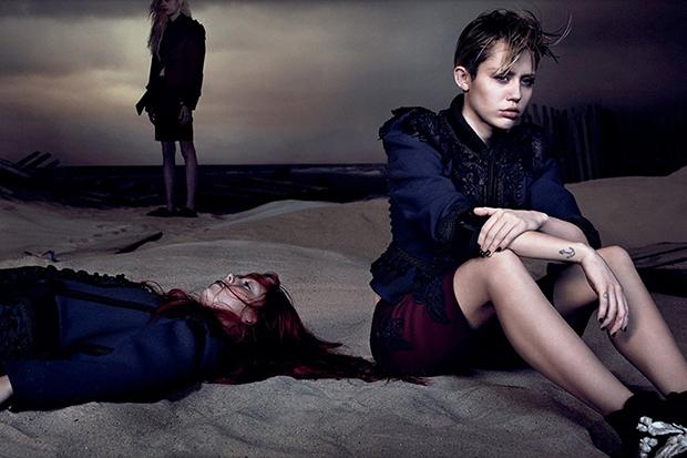 Image of Juergen Teller Refuses to Shoot Miley Cyrus for Marc Jacobs