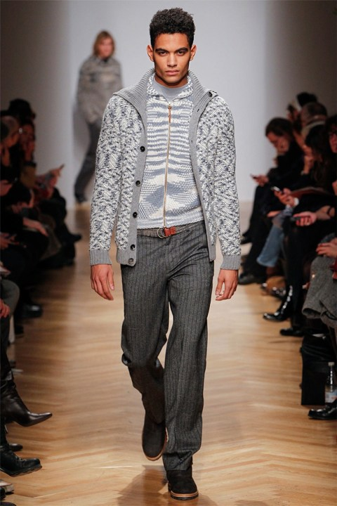 Image of Missoni Men 2014 Fall/Winter Collection