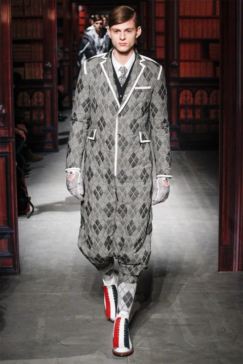 Image of Moncler Gamme Bleu 2014 Fall/Winter Collection