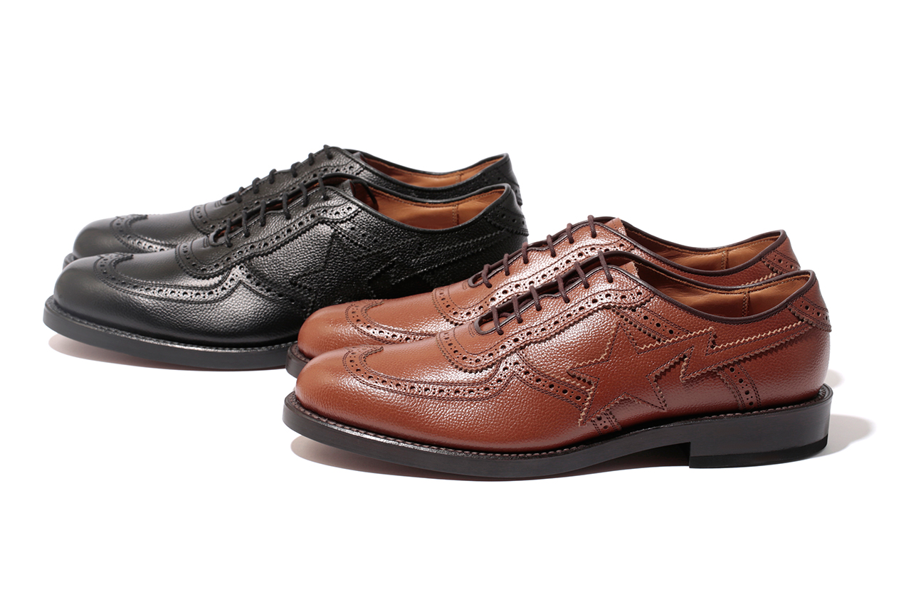 Image of Mr.BATHING APE 2014 Spring/Summer Wingtip