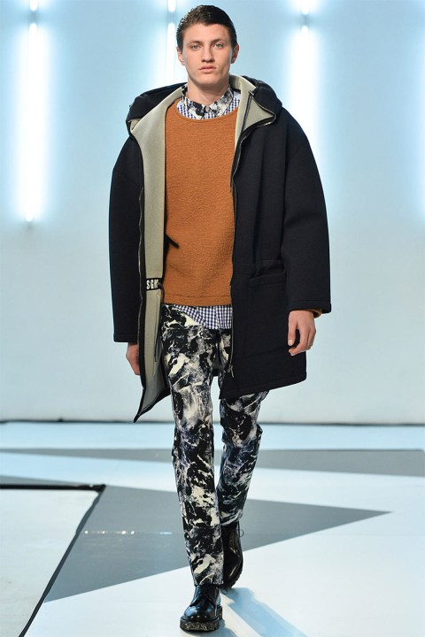 Image of MSGM 2014 Fall/Winter Collection