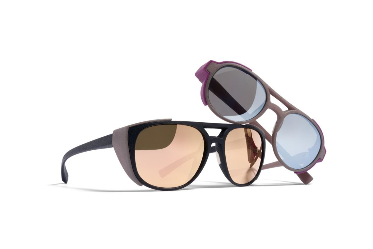"Image of MYKITA MYLON 2014 Spring ""Silmo"" Collection"