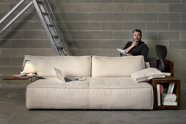 Image of MyWorld Lounge System by Philippe Starck for Cassina