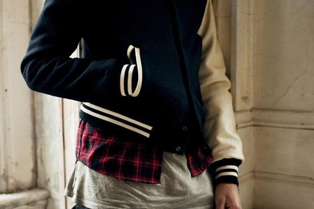 Image of NEEDS&WANTS 2014 Spring/Summer Varsity Jacket Lookbook