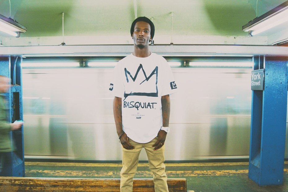 Image of Neff x Basquiat Collection