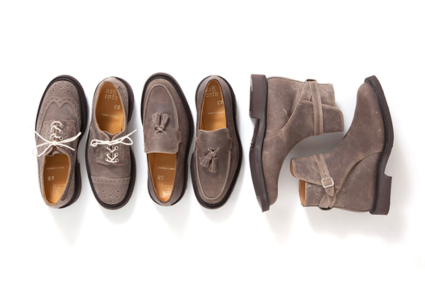Image of NEPENTHES x Tricker's 2014 Spring/Summer Collection