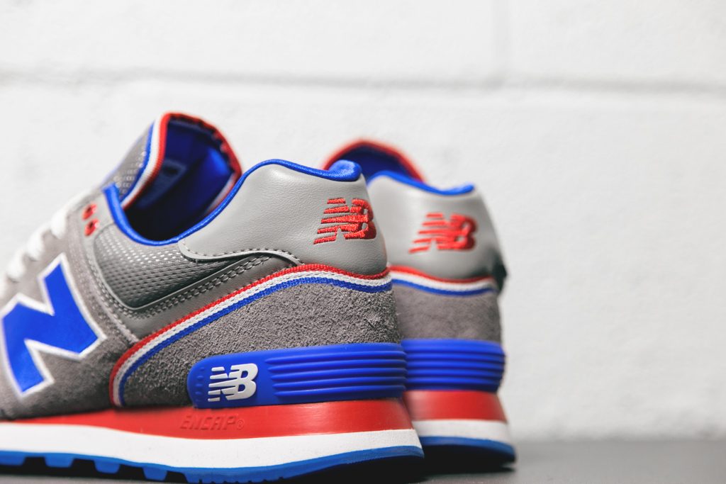 "Image of New Balance 574 ""Stadium Jacket"" Pack"