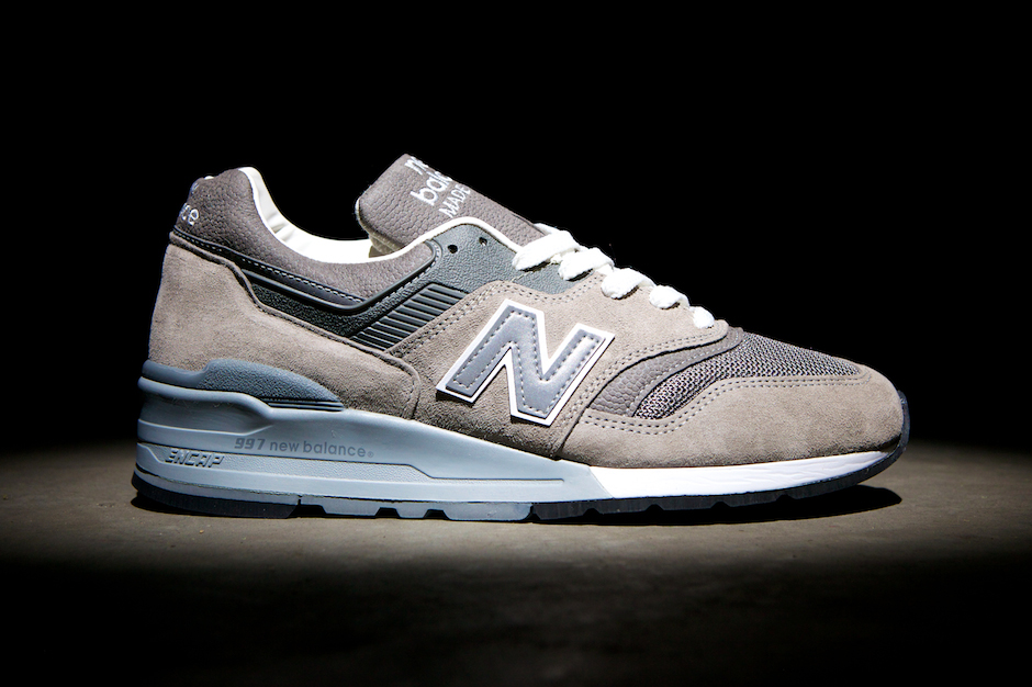 Image of New Balance M997GY Reissue