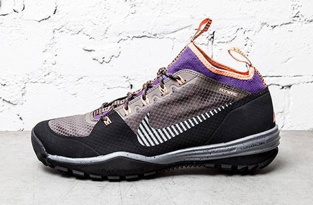 Image of Nike ACG Lunar Incognito Purple/Orange