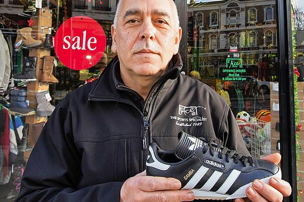 Image of Nike & adidas Refuse to Supply Independent Retailers in London