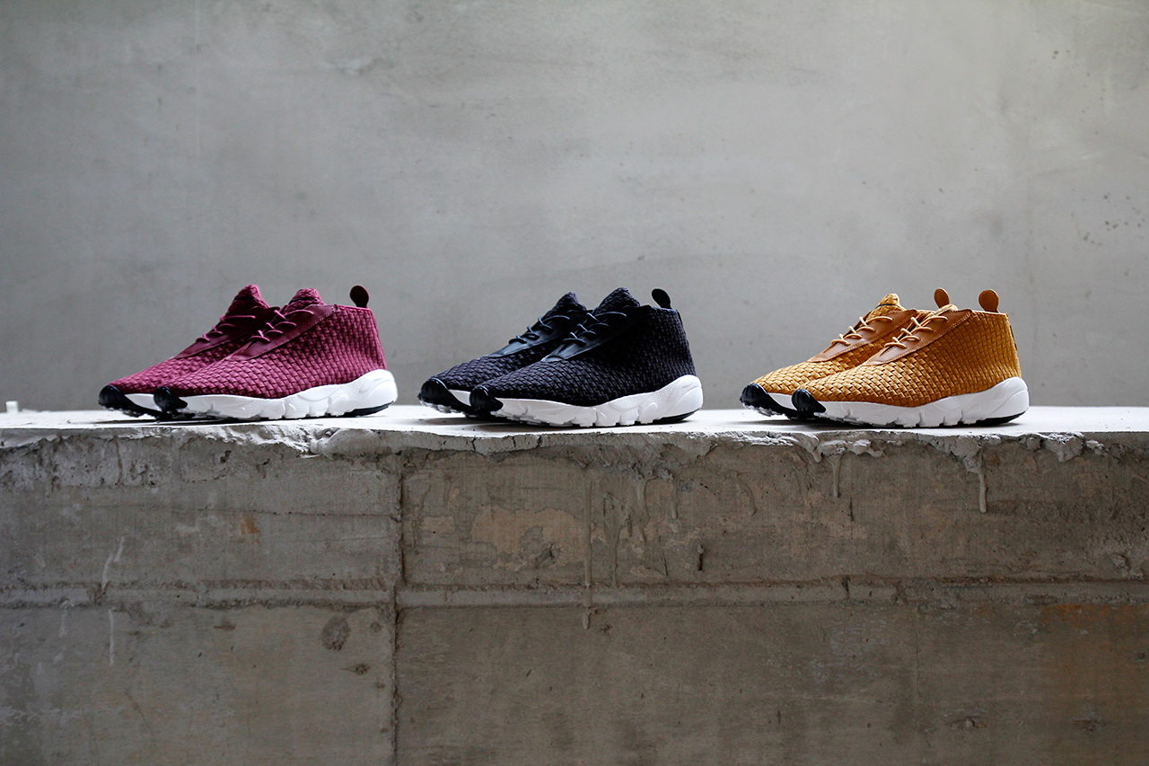 Image of Nike Air Footscape Desert Chukka Woven Collection