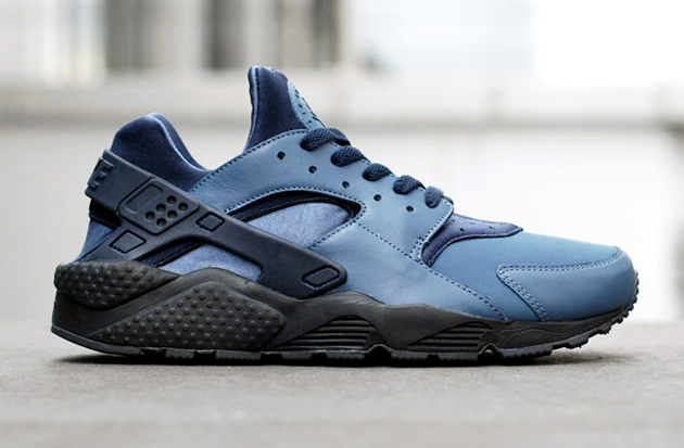 Image of Nike Air Huarache Slate Blue