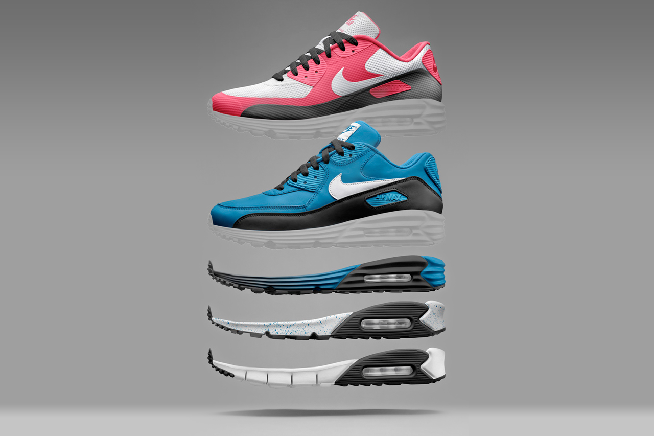 Image of Nike Air Max 90 Now Available on NIKEiD