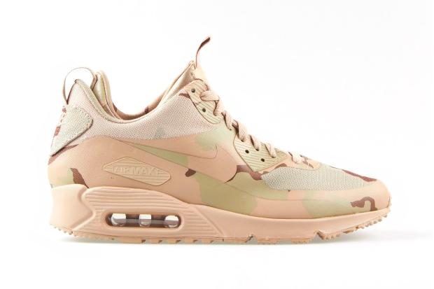Image of Nike Air Max 90 Sneakerboot MC SP Desert Camo
