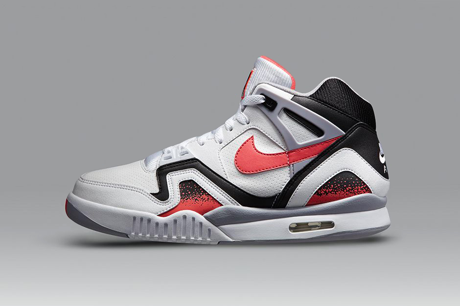 "Image of Nike Air Tech Challenge II ""Hot Lava"""