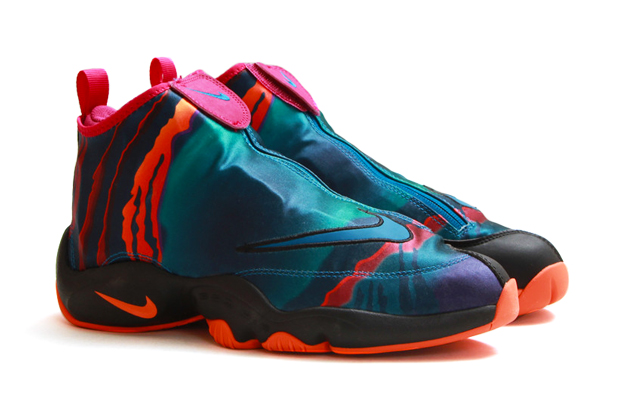 "Image of Nike Air Zoom Flight ""The Glove"" PRM Green Abyss/Black"