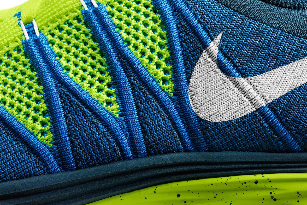 Image of Nike Flyknit Lunar 2