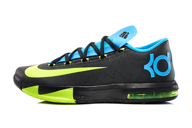 "Image of Nike KD VI ""Away II"""