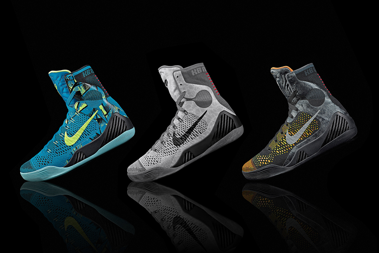 Image of Nike Kobe 9 Elite Masterpiece Collection