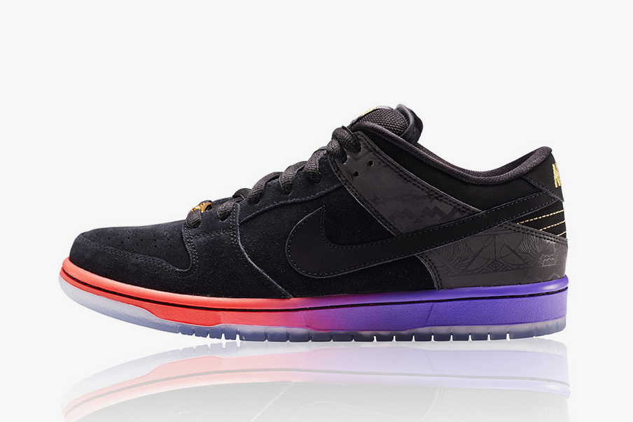 "Image of Nike SB Dunk Low Premium ""Black History Month"""