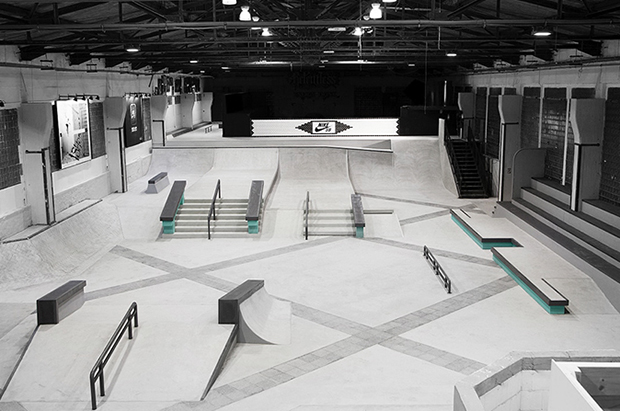 Image of Nike SB Shelter in Berlin
