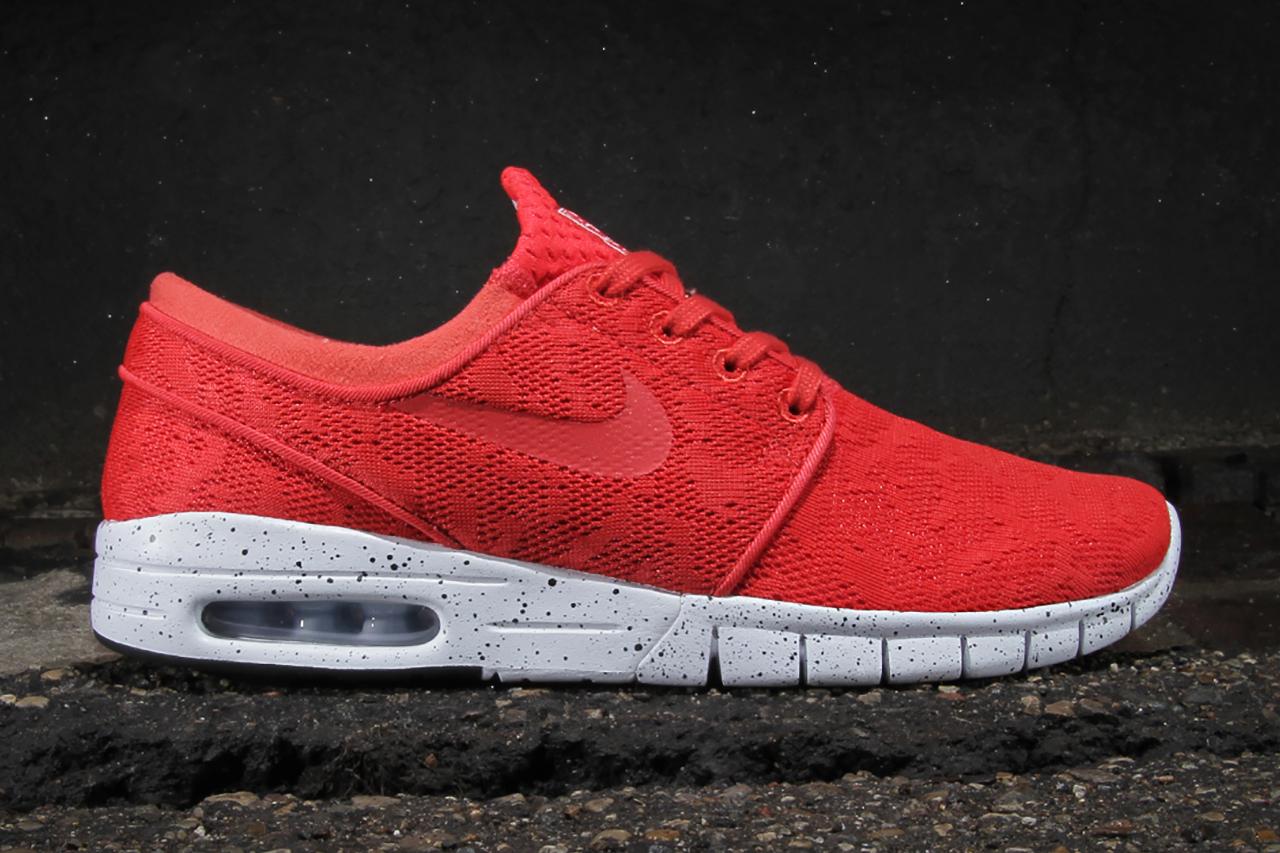"Image of Nike SB Stefan Janoski Max ""Light Crimson"""