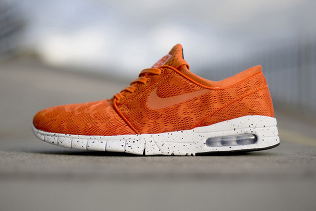 "Image of Nike SB Stefan Janoski Max ""Orange"""