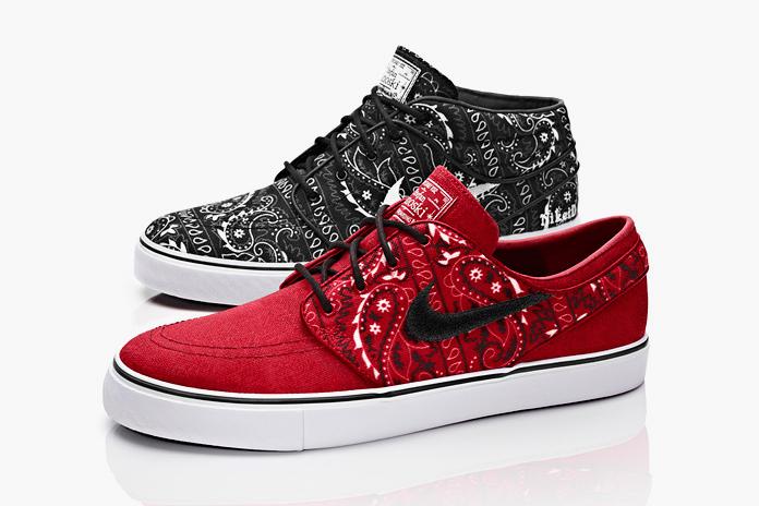 "Image of Nike SB Zoom Stefan Janoski iD ""Paisley"""