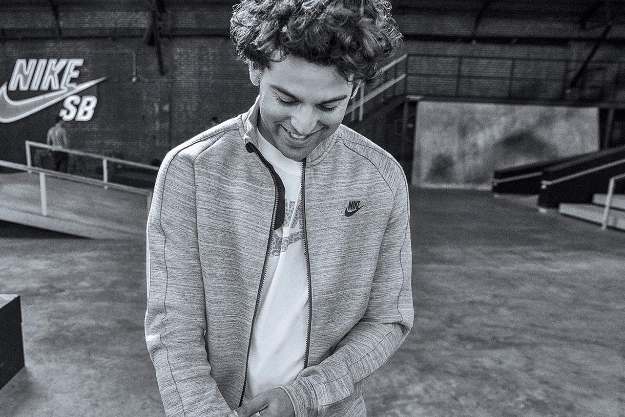 Image of Nike Sportswear 2014 Tech Fleece Capsule Collection
