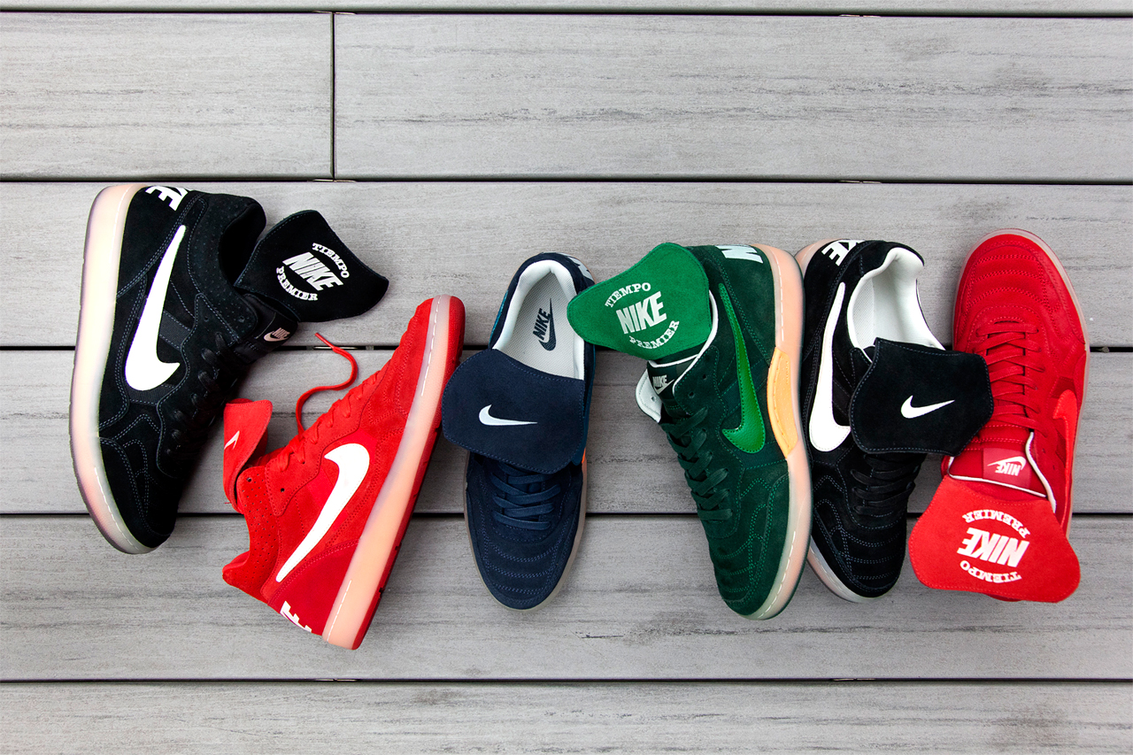 """Image of Nike Tiempo '94 """"Suede"""" Pack"""