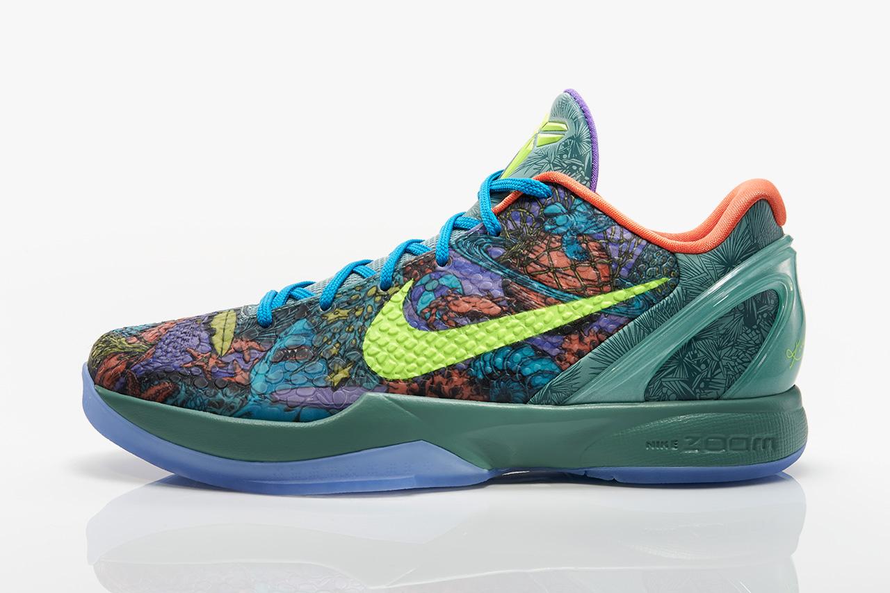 """Image of Nike Zoom Kobe VI """"Prelude"""""""