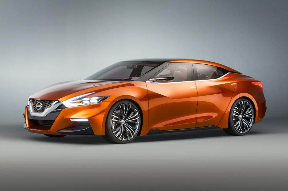 Nissan Maxima Sport Sedan Concept 02