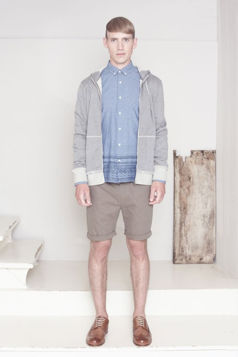 Image of NOTCH London 2014 Spring/Summer Lookbook