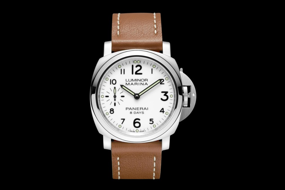 Image of Panerai Luminor Marina 8 Days Acciaio