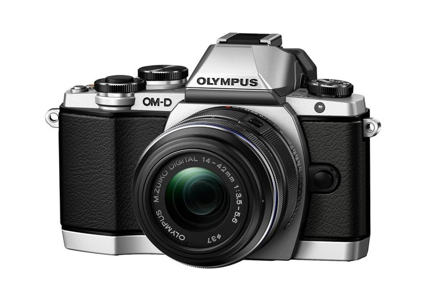 Image of Olympus OM-D E-M10 Camera
