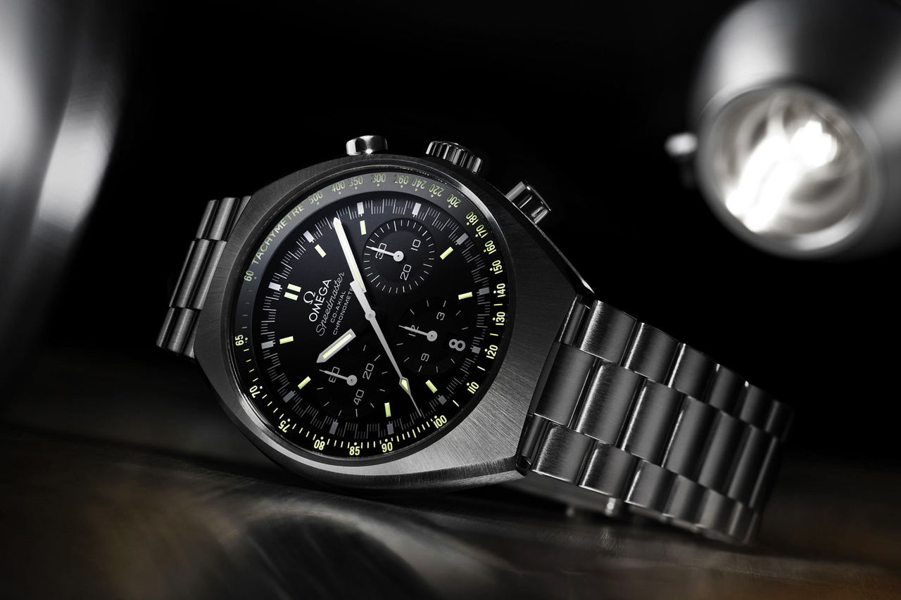 Image of Omega Speedmaster Mark II Co-Axial Chronograph