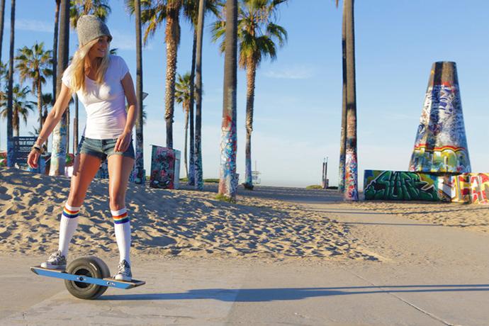 Image of One Wheel: The Self-Balancing Electric Skateboard