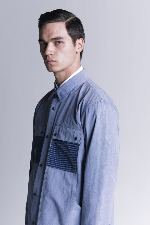Image of Over All Master Cloth 2014 Spring/Summer Lookbook