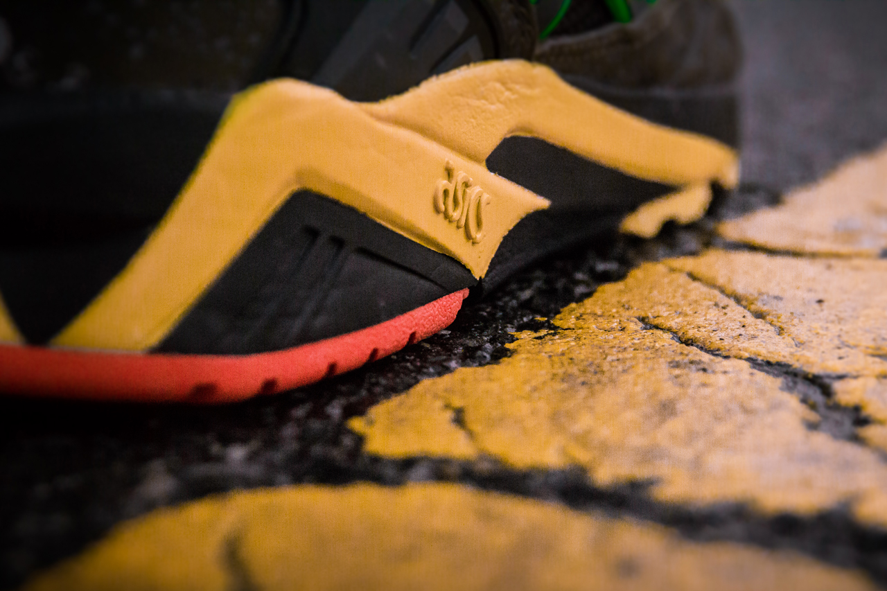 "Image of Packer Shoes x ASICS Gel-Kayano Trainer ""All Roads Lead to Teaneck"""