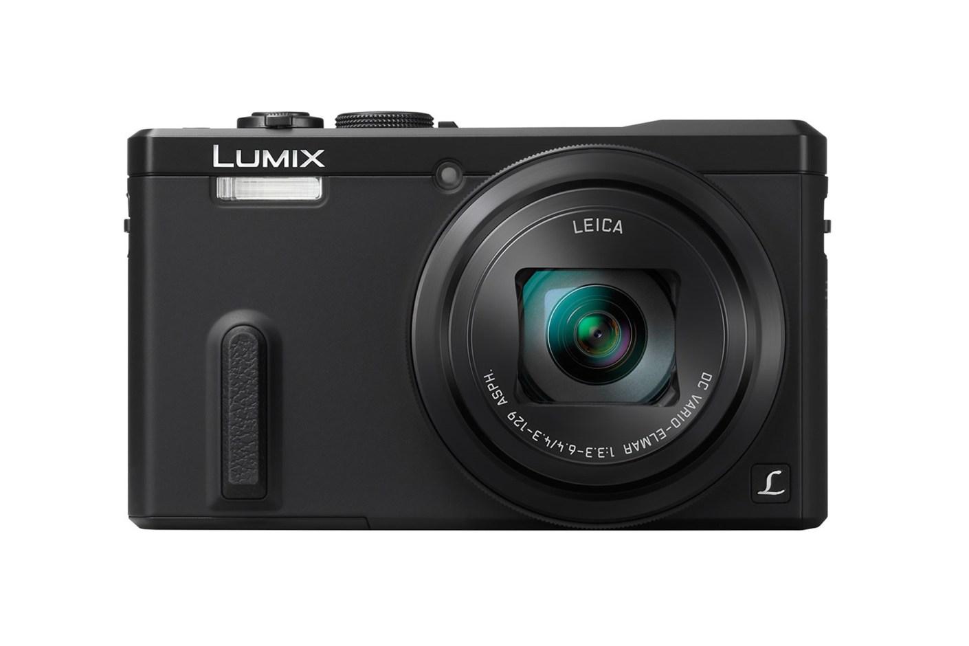 Image of Panasonic Lumix DMC-ZS40 Travel Zoom