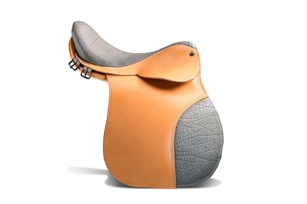 Image of Parabellum Leather Saddle