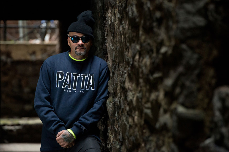 Image of Patta NYC Pop-Up Store Exclusive Collection