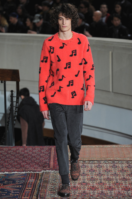 Image of Paul Smith 2014 Fall/Winter Collection