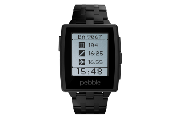 Image of Pebble Unveils New Steel Smartwatch