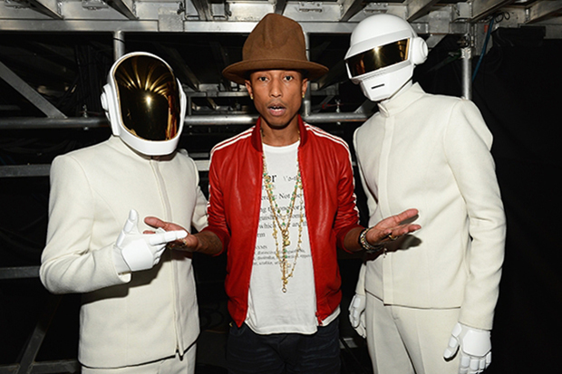 Image of The History Behind Pharrell Williams' GRAMMYs Hat