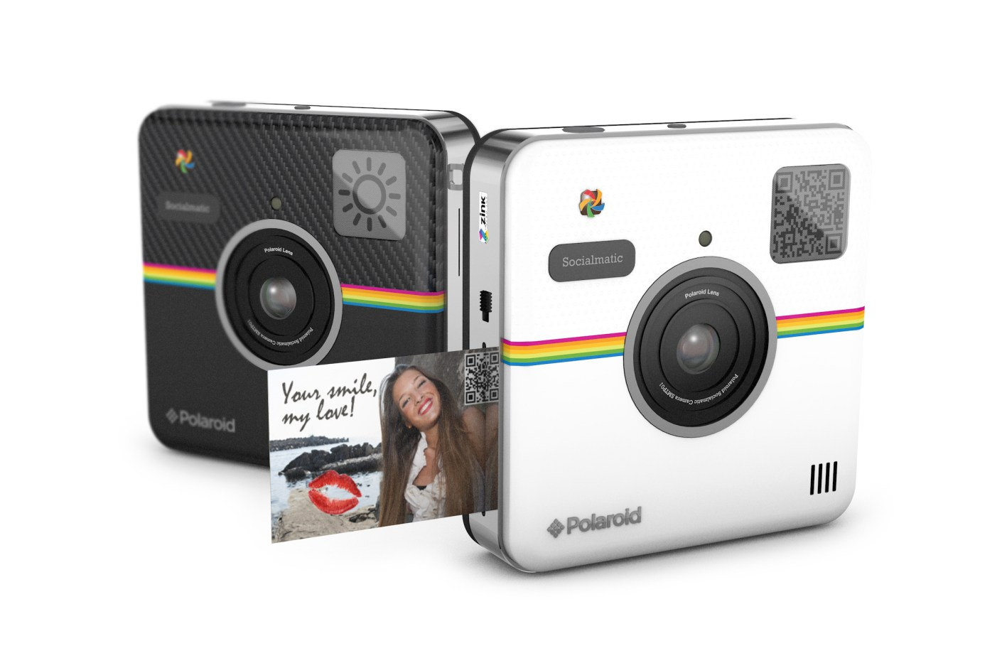 Image of Polaroid Socialmatic Concept Camera to Become a Reality in 2014
